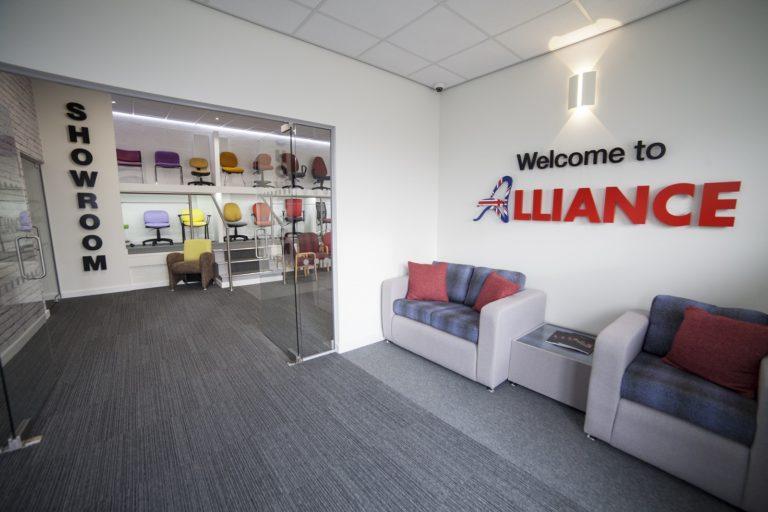 Alliance-Seating-Showroom