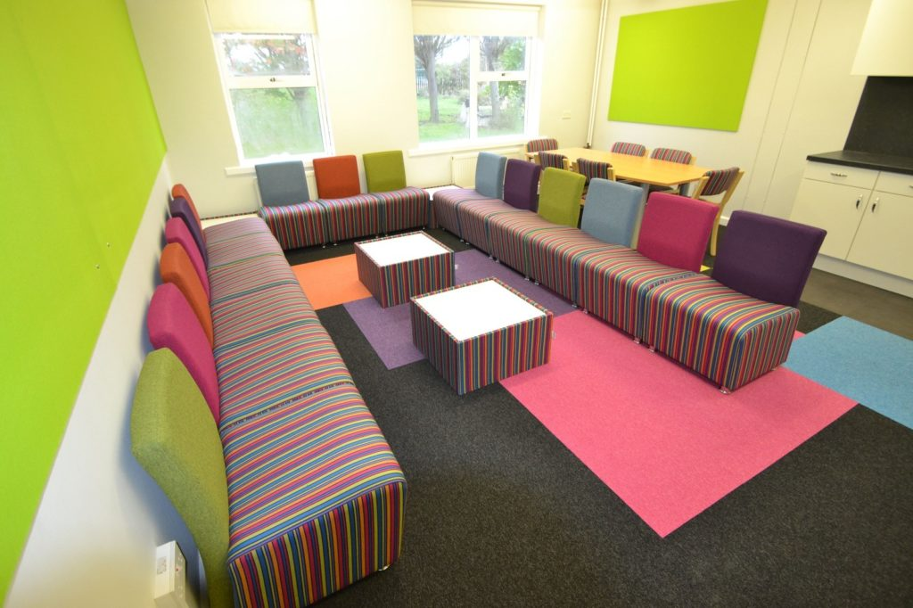 Multi-Coloured-Stripe-and-Plain-Chairs